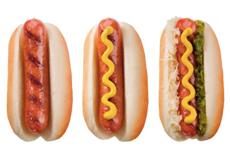 Gourmet Toppings For Hot Dogs