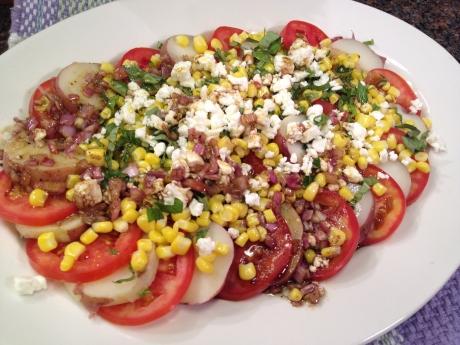 Veggie Potato Salad
