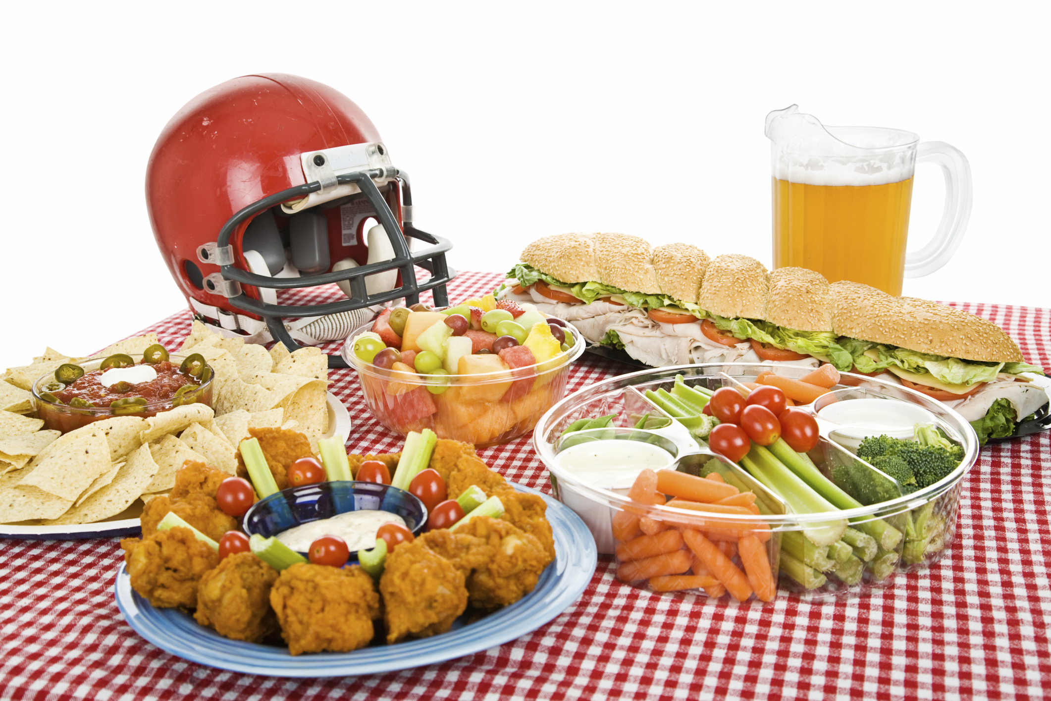 Tailgate recipes for all 32 nfl teams the great groceries cart - Cuisine soort ...