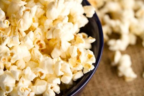 Popcorn Poppin'