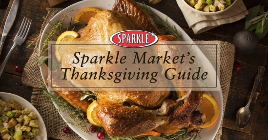 Sparkle Market's Thanksgiving Guide
