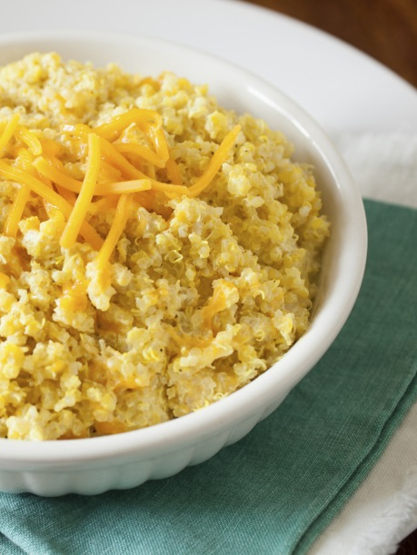 Quinoa Mac and Cheese